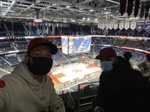 Francisco Cruz attended Toronto Raptors vs. Phoenix Suns - NBA on Mar 26th 2021 via VetTix