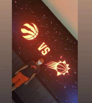 Chairevf  attended Toronto Raptors vs. Phoenix Suns - NBA on Mar 26th 2021 via VetTix