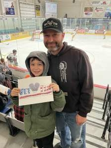 Click To Read More Feedback from Bismarck Bobcats vs Aberdeen Wings - NAHL