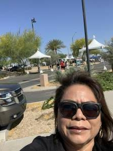 Janice attended Arizona Balloon Classic on Apr 30th 2021 via VetTix