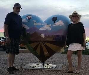 Bob  attended Arizona Balloon Classic on Apr 30th 2021 via VetTix