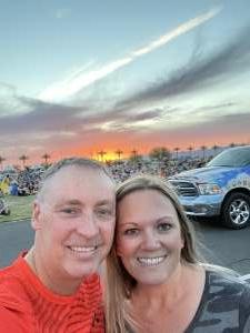 Tony attended Arizona Balloon Classic on Apr 30th 2021 via VetTix