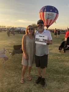 Click To Read More Feedback from Arizona Balloon Classic