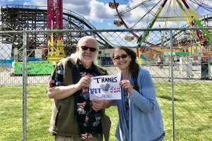 Rich Greene attended Washington State Fair 2021 - Spring Fair Carload Admission - Bingo Experience on Apr 8th 2021 via VetTix
