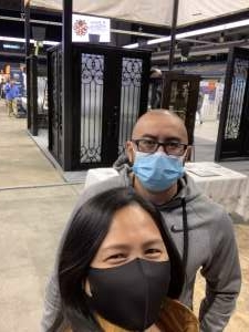 PG attended San Antonio Home and Garden Show on Apr 16th 2021 via VetTix