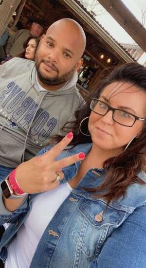 Tony and Stacy Watson attended Fredericksburg Margarita Festival on Apr 3rd 2021 via VetTix