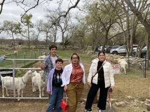 Fredericksburg margaritas  attended Fredericksburg Margarita Festival on Apr 3rd 2021 via VetTix