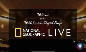 Ginger M attended National Geographic Live - Mysterious Seas on Mar 30th 2021 via VetTix