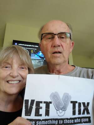 James attended National Geographic Live - Mysterious Seas on Mar 30th 2021 via VetTix