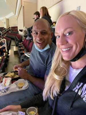 Alex attended Cleveland Monsters vs. Texas Stars - AHL on Mar 28th 2021 via VetTix