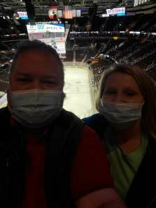Aaron R attended Cleveland Monsters vs. Texas Stars - AHL on Mar 28th 2021 via VetTix