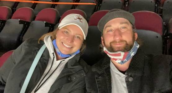 Mike attended Cleveland Monsters vs. Texas Stars - AHL on Mar 28th 2021 via VetTix