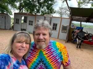 Joe attended Fredericksburg Longhorn Roundup & Steak Fest on May 15th 2021 via VetTix
