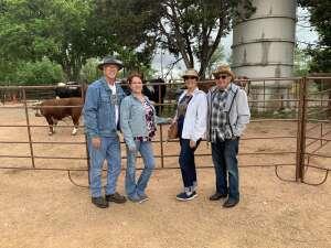 Larry  attended Fredericksburg Longhorn Roundup & Steak Fest on May 15th 2021 via VetTix