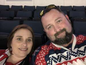 SFC (Ret) Robert Bee attended Allen Americans vs. Utah Grizzlies - ECHL on Apr 2nd 2021 via VetTix