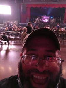 Carlos attended Ultimate Bon Jovi and Animal Magnetism Live at the Marquee Theatre on Mar 30th 2021 via VetTix