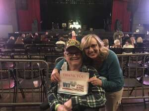 Brad attended Ultimate Bon Jovi and Animal Magnetism Live at the Marquee Theatre on Mar 30th 2021 via VetTix