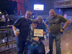 Tony attended Ultimate Bon Jovi and Animal Magnetism Live at the Marquee Theatre on Mar 30th 2021 via VetTix