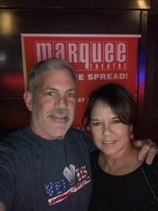 Stephen C attended Ultimate Bon Jovi and Animal Magnetism Live at the Marquee Theatre on Mar 30th 2021 via VetTix