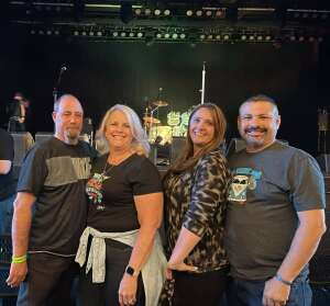 Frankie attended Ultimate Bon Jovi and Animal Magnetism Live at the Marquee Theatre on Mar 30th 2021 via VetTix
