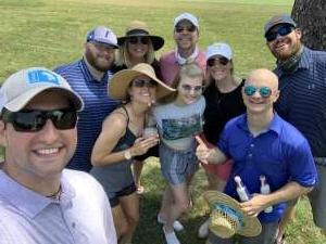 Steven T. attended 2021 Valspar Championship - PGA on May 1st 2021 via VetTix