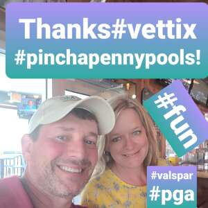 Kent attended 2021 Valspar Championship - PGA on Apr 29th 2021 via VetTix