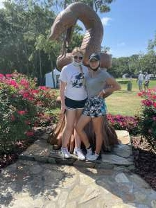 Nick attended 2021 Valspar Championship - PGA on Apr 29th 2021 via VetTix