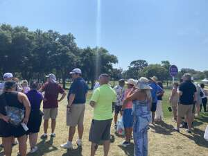 Favre attended 2021 Valspar Championship - PGA on Apr 29th 2021 via VetTix