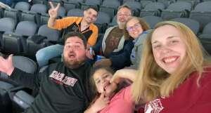 Robert attended Kansas City Mavericks vs. Tulsa Oilers - ECHL on May 21st 2021 via VetTix