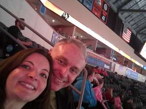 LP attended Kansas City Mavericks vs. Tulsa Oilers - ECHL on May 21st 2021 via VetTix
