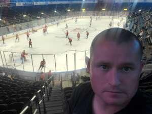 Mike attended Kansas City Mavericks vs. Tulsa Oilers - ECHL on May 21st 2021 via VetTix