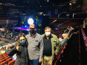 Marine attended RAIN - A Tribute to The Beatles on Apr 9th 2021 via VetTix