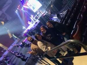 Dan attended RAIN - A Tribute to The Beatles on Apr 9th 2021 via VetTix