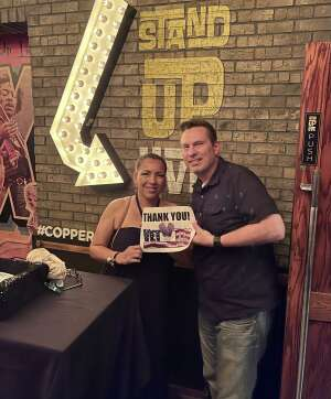 Cindy Howalt attended Mark Viera on Apr 2nd 2021 via VetTix