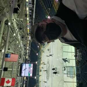 Rod attended Florida Everblades vs. Jacksonville Icemen - - ECHL on Apr 7th 2021 via VetTix