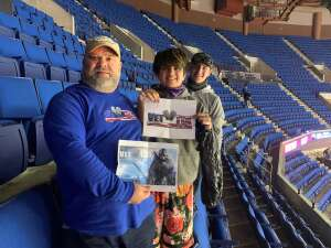 Click To Read More Feedback from Tulsa Oliers vs. Rapid City Rish - ECHL