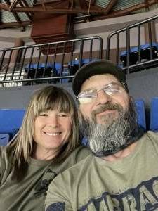 Marvin attended Tulsa Oliers vs. Rapid City Rish - ECHL on Apr 11th 2021 via VetTix