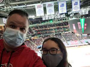 Tom attended New Jersey Devils vs. Washington Capitals - NHL on Apr 2nd 2021 via VetTix