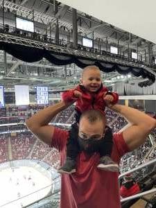 Alex G attended New Jersey Devils vs. Washington Capitals - NHL on Apr 2nd 2021 via VetTix