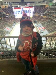 Chris attended New Jersey Devils vs. Washington Capitals - NHL on Apr 2nd 2021 via VetTix