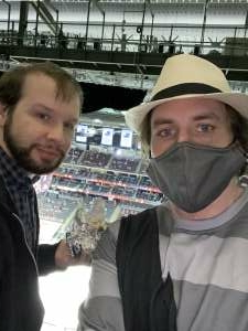 Chris H attended New Jersey Devils vs. Washington Capitals - NHL on Apr 2nd 2021 via VetTix