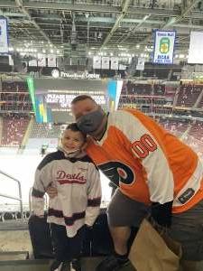 Chris N attended New Jersey Devils vs. Washington Capitals - NHL on Apr 2nd 2021 via VetTix