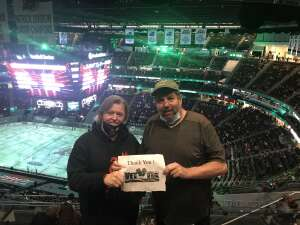 Bill White attended New Jersey Devils vs. Washington Capitals - NHL on Apr 2nd 2021 via VetTix