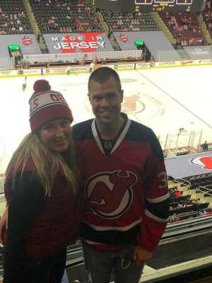 Jesse attended New Jersey Devils vs. Washington Capitals - NHL on Apr 2nd 2021 via VetTix