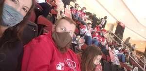 JasonR attended New Jersey Devils vs. Washington Capitals - NHL on Apr 4th 2021 via VetTix