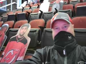 Mike attended New Jersey Devils vs. Washington Capitals - NHL on Apr 4th 2021 via VetTix
