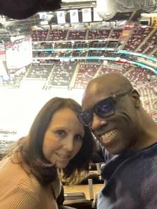 Ricebert attended New Jersey Devils vs. Washington Capitals - NHL on Apr 4th 2021 via VetTix
