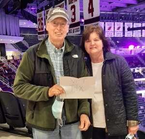 Bill K attended New Jersey Devils vs. Buffalo Sabres - NHL on Apr 6th 2021 via VetTix