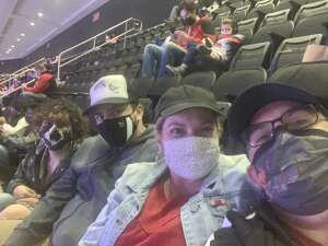 Nory attended New Jersey Devils vs. Buffalo Sabres - NHL on Apr 6th 2021 via VetTix