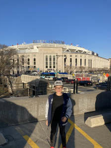 Will Calderon attended New York Yankees vs. Baltimore Orioles - MLB on Apr 5th 2021 via VetTix